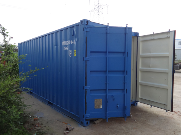 Containerized incinerator to newzealand hiclover clover for Household incinerator design